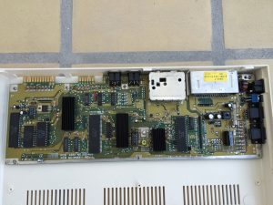 Commodore 64 Assy 250469 Rev. A motherboard.