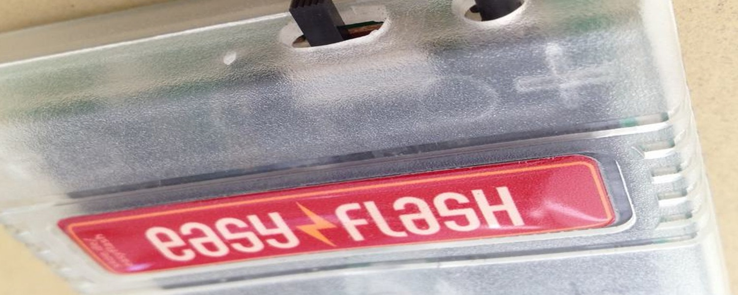 Commodore 64 Easy Flash cartridge