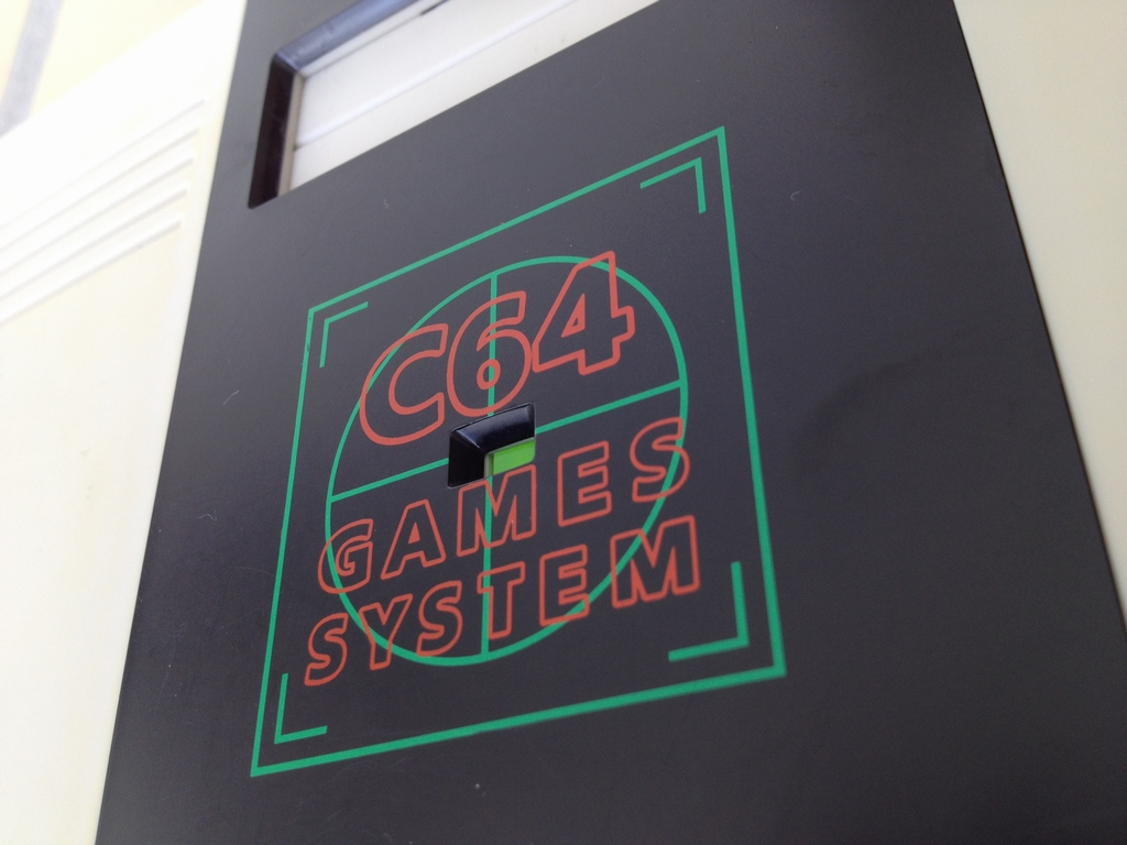 Commodore 64 Games System on breadbox64.com