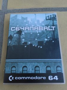 Commodore 64 C64anabalt game review on breadbox64.com. Deluxe packagiing from rgcd.co.uk