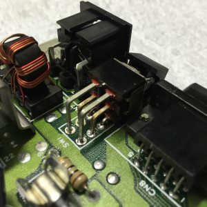 Assy 250469 Rev. 4 with a broken power switch.