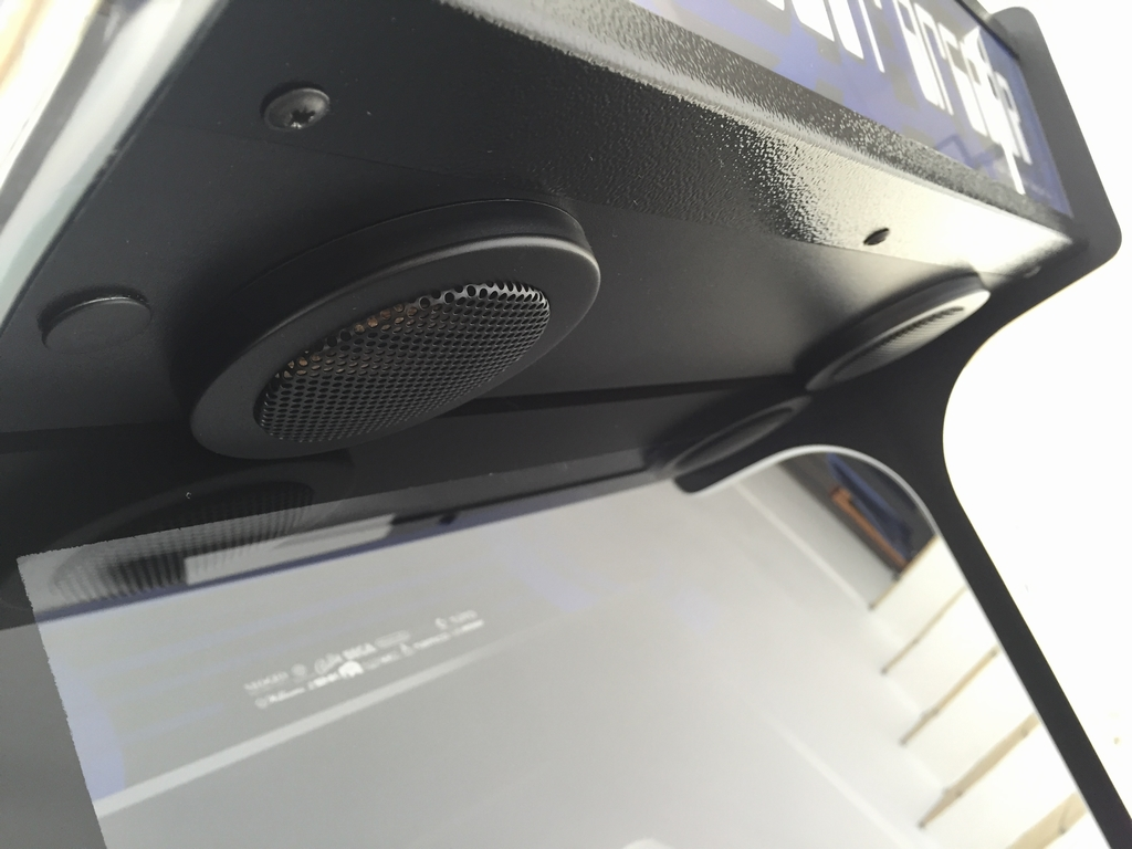 arcade machine speakers