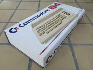 Commodore 64 Version B-3 motherboard, Assy 250466.