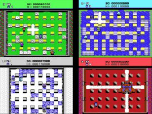 Bomberland for the Commodore 64. Read the game review on breadbox64.com
