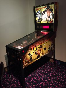 Indiana Jones Stern Pinball. Review on breadbox64.com