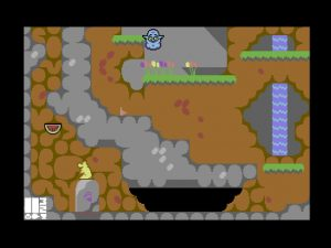 Commodore 64 game Quod Init Exit IIm reviewed on breadbox64.com. Hidden secret.