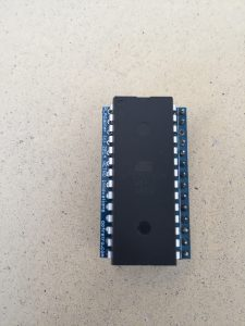 Commodore 64 EPROM based PLA for fixing a black screen. breadbox64.com