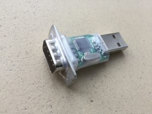 aJay by Digital Retrovation USB to Commodore 64 joystick adapter. Review on breadbox64.com