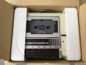Commodore 1530 Datasette Model C2N in box