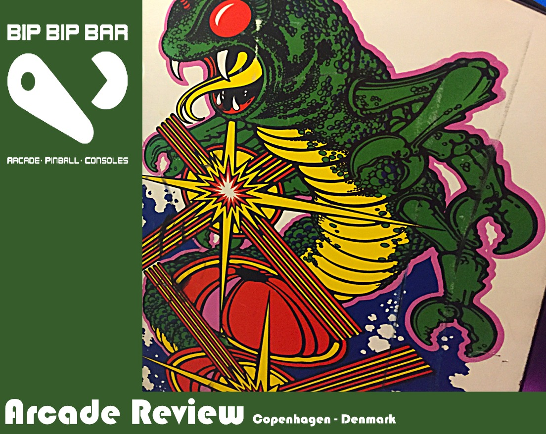 Bip Bip Bar arcade hall review on breadbox64.com