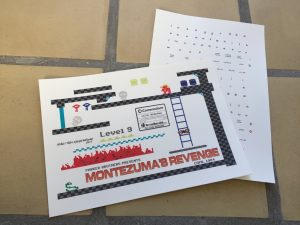 MontezumaCommodore 64 Montezumas Revenge. breadbox64.com.