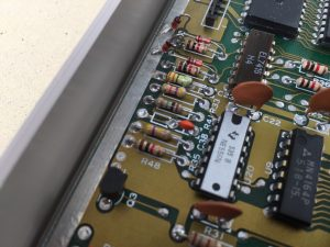 C64 modification for sloppy RESTORE key
