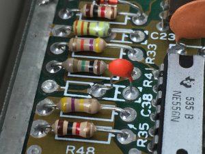 C64 modification for sloppy RESTORE key