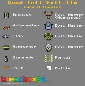 Quod Init Exit IIm