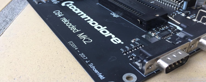 Commodore 64 reloaded mark 2