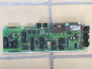 Commodore 64C Assy 250469 Rev.4 green motherboard
