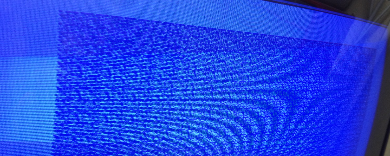Commodore 64 Assy No. 250469 Rev. 4 repair log with a broken Character ROM at U5