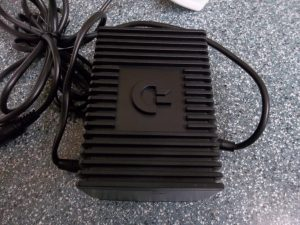 Commodore 64 power supply no. 310200-04 black version