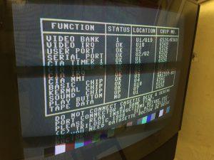 Commodore 64 Assy 250469 Rev. 4 repaired.