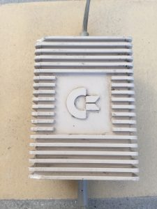 S/N 251053-11 Commodore 64 Power Supply