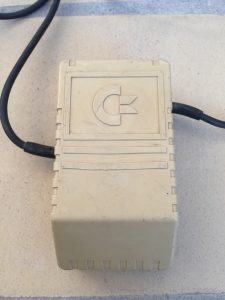 part. no 251053-11 commodore 64 power supply