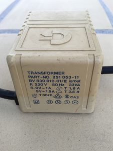 Part. no 251053-11 commodore 64 power supply - reparable