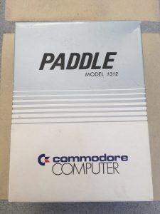 Commodore 64 Model 1312 Game Paddles review on breadbox64.com