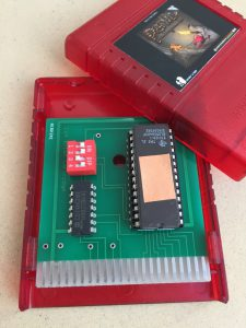 Commodore 64 Panic Analogue game review on breadbox64.com. Deluxe packaging from rgcd.co.uk.