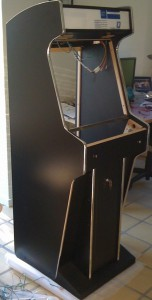 Monster Arcade senior MAME arcade machine on breadbox64.com