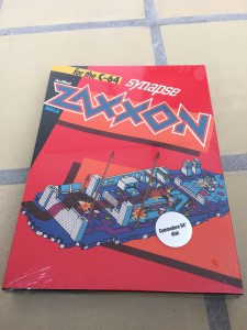 Commodore 64 Zaxxon game on breadbox64.com