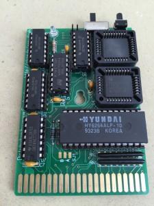 EasyFlash Commodore 64 cartridge by skoe