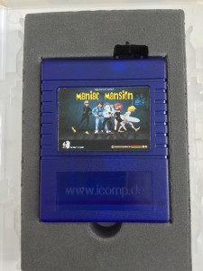 Maniac mansion Mercury EasyFlash game for the Commodore 64 on breadbox64.com