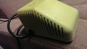 Non-repairable Commodore power supply unit (Part no. 251053-11). Read more on breadbox64.com