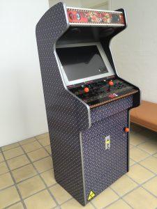 Metal Slug arcade machine build on Breadbox64.com