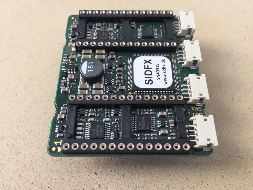 The SIDFX Sound Mod – breadbox64 com