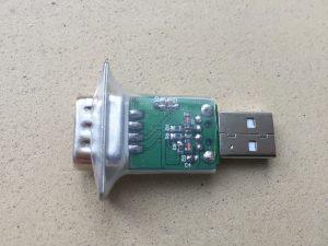 aJay by Digital Retrovation USB to Commodore 64 joystick adapter. Review on breadbox64.com