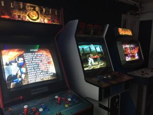 Breadbox64.com Bip Bip Bar arcade firghters