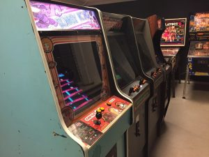 Bip Bip Bar, Donkey Kong - high score of 880.000+