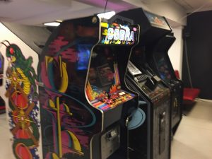 Bip Bip Bar Arcade Hall Copenhagen