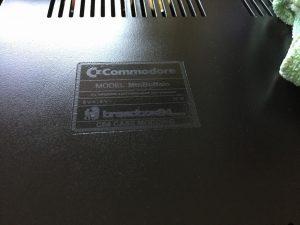 Commodore 64 Montezumas Revenge. breadbox64.com.