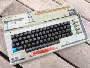 C64 Montezumas Revenge theme. Breadbox64.com