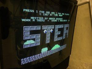 C64 Giana Sisters Cartridge game. breadbox64.com