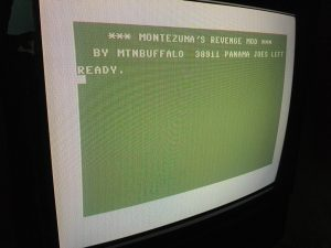 Commodore 64 switchless Kernal with custom startup text. breadbox64.com