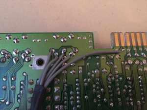 Commodore 64. internal installation of a Sd2iec. breadbox64.com
