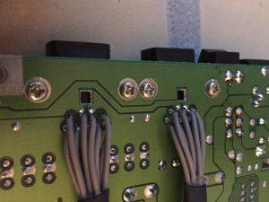 Commodore 64 wireless joysticks. Cables for the internal JoyFi mod. breadbox64.com