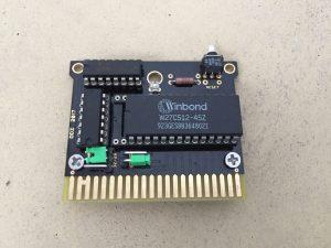 Commodore 64 Magic Cart. Mongooseman on breadbox64.com