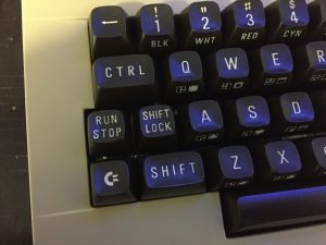 New Commodore 64 keyboards. breadbox64.com