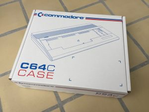 New Commodore 64 slim cses from Pixelwizard. breadbox64.com