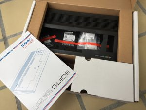 New Commodore 64 slim cses from Pixelwizard. breadbox64.com