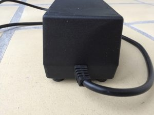 Electroware PSU 64 power supply for the Commodore 64. breadbox64.com